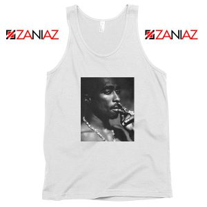 Tupac Shakur Smoke Best Tank Top