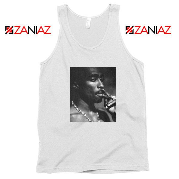 Tupac Shakur Smoke Best Tank Top