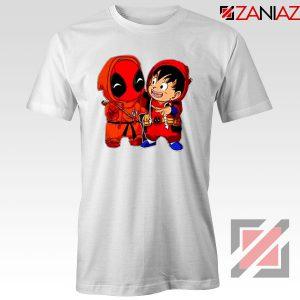 Baby Deadpool And Goku Tshirt