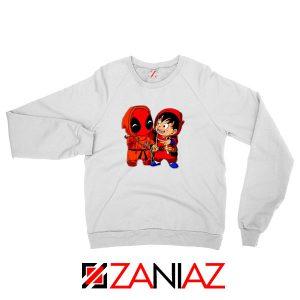 Baby Deadpool Son Goku Best Sweatshirt