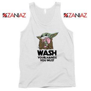 Baby Yoda Covid 19 Quotes Cheap Tank Top