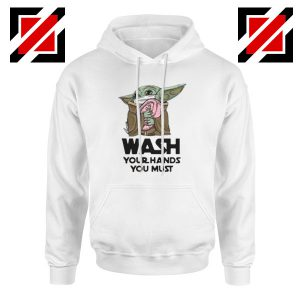 Baby Yoda Covid 19 Quotes New Hoodie