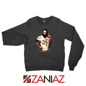 Better Than The Best Macho Man Black Sweatshirt
