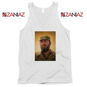 Fidel Castro Politician Best Tank Tops