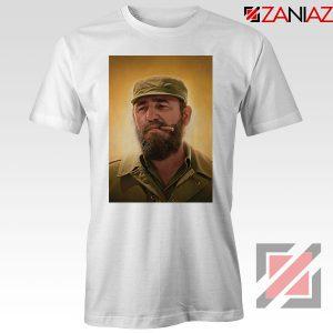 Fidel Castro Politician Cheap Tshirt