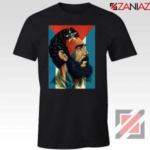 Fidel Castro Revolutionalist Best Black Tshirt