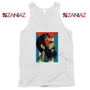 Fidel Castro Revolutionalist Tank Top