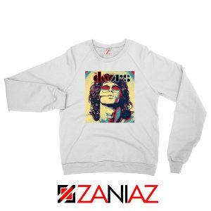 Jim Morrison American Poet Best White Sweatshirt