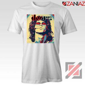 Jim Morrison American Poet White Tshirt