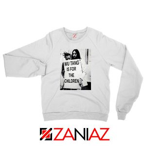 John Lennon For The Children White Sweatshirt