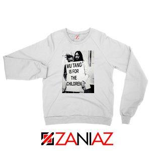 John Lennon For The Children White Sweatshirt