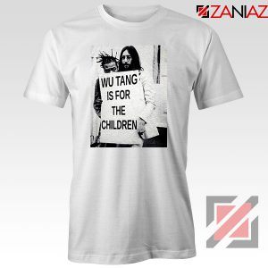 John Lennon For The Children White Tshirt