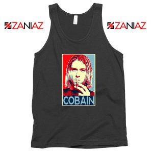 Kurt Cobain Legend Singer Best Tank Top