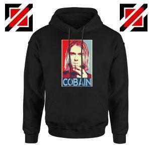 Kurt Cobain Legend Singer New Hoodie