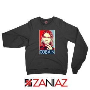 Kurt Cobain Legend Singer Nice Sweatshirt
