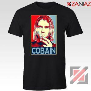 Kurt Cobain Singer Legend Tshirt