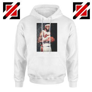 Lebron James Baseball Art Best Hoodie
