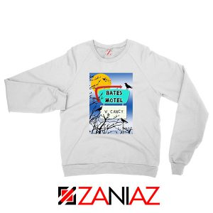 Motel Bates TV Series Best White Sweatshirt