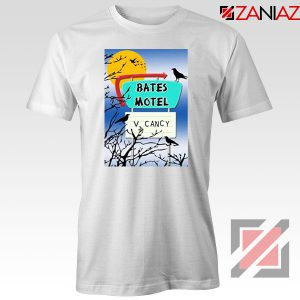 Motel Bates TV Series Best White Tshirt