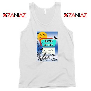 Motel Bates TV Series New White Tank Top