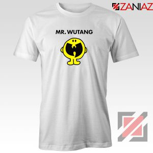 Mr Wutang American Hip Hop Tshirt
