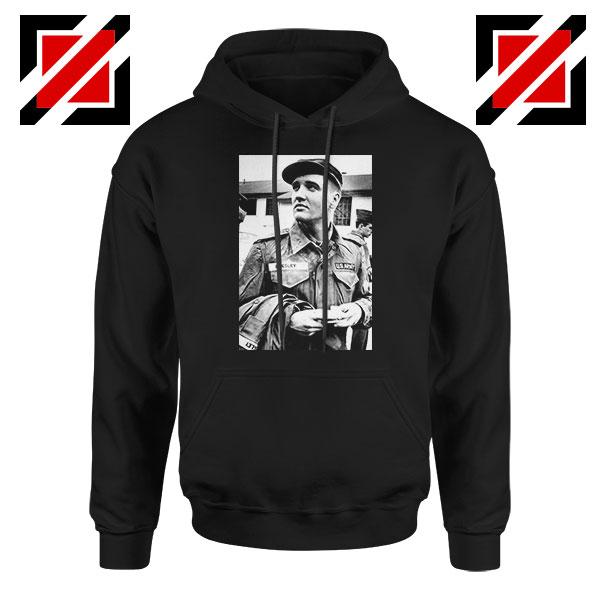New Elvis Presley US Army Best Hoodie