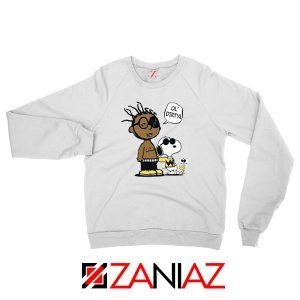 Ol Dirty Peanuts Cartoon Sweatshirt