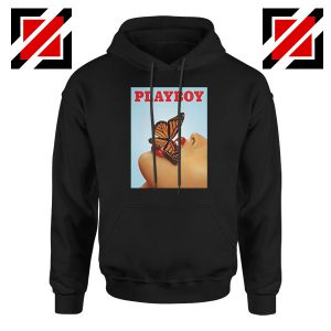 Playboy Girl Butterfly Lip Sexy Hoodie