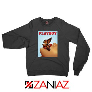 Playboy Girl Butterfly Lip Sexy Sweatshirt