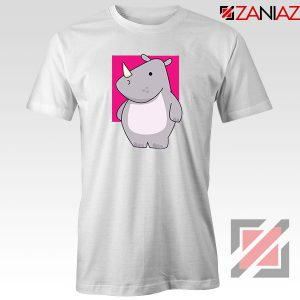 Team Building Rhino Mascot Tshirt