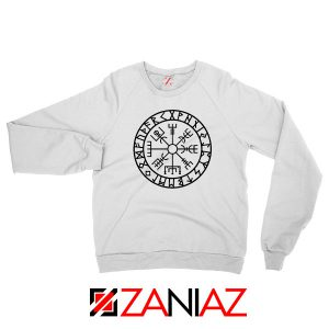 Vegvisir Compass Magical Stave Sweatshirt