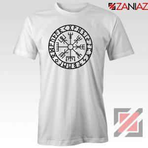 Vegvisir Compass Magical Stave Tshirt