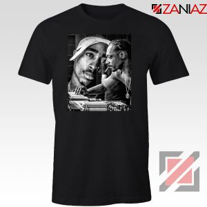 2PAC Snoop Doggy Rap Tshirt