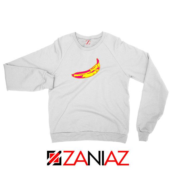 Andy Warhol Banana Art Sweatshirt