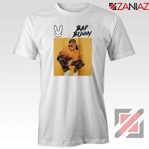 Bad Bunny Yellow Rap Tshirt