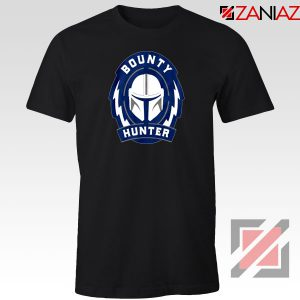 Bounty Hunter Star Wars Video Game Black Tshirt