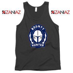 Bounty Hunter Video Game Black Tank Top