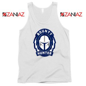 Bounty Hunter Video Game Tank Top