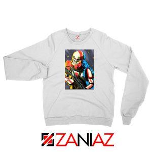 Captain Phasma Stormtrooper Sweatshirt