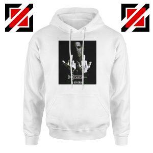 Eminem Hip Hop Rap Music White Hoodie