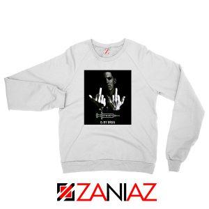 Eminem Hip Hop Rap Music White Sweatshirt