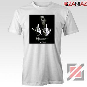 Eminem Hip Hop Rap Music White Tshirt
