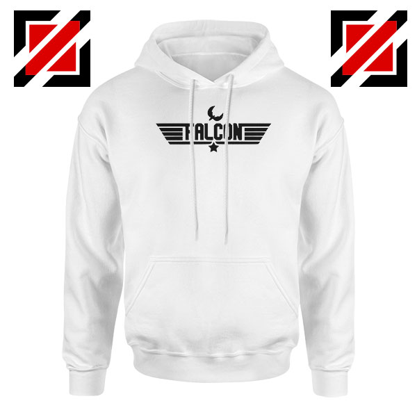 Falcon Icon Graphic Jacket Hoodie