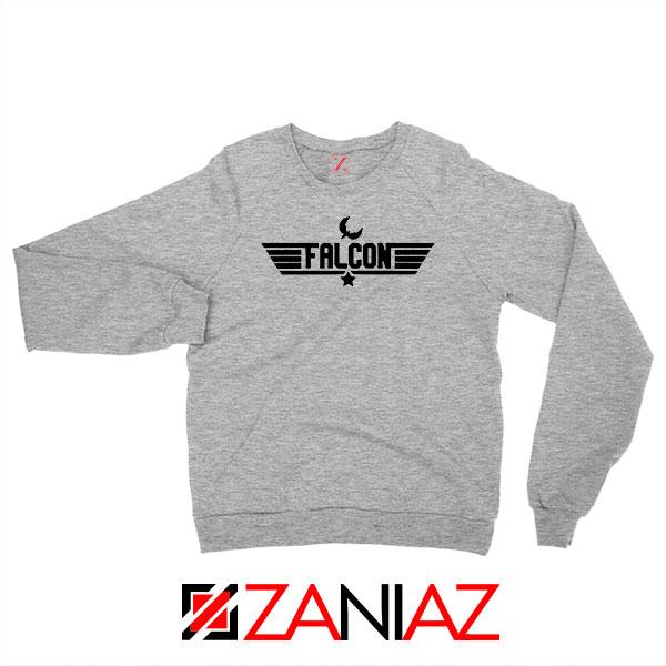 Falcon Icon Graphic Sport Grey Sweatshirt