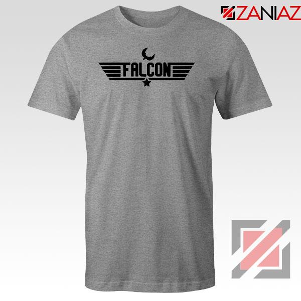 Falcon Icon Graphic Sport Grey Tshirt