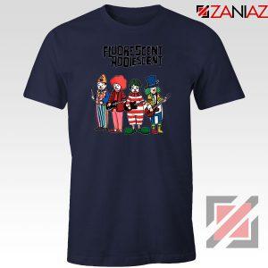 Fluorescent Adolescent Indie Band 21 Navy Blue Tshirt