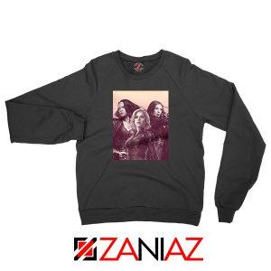 Girl Power Marvel Female Sweatshirt