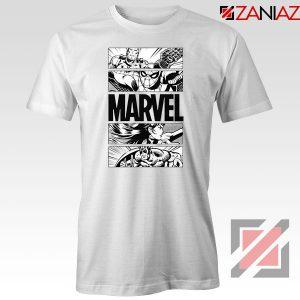 Marvel Superhero Panels Tshirt