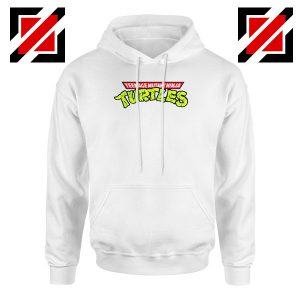 New Ninja Turtles Logo Hoodie