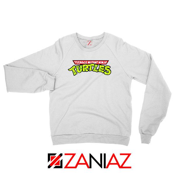 New Ninja Turtles Logo Sweatshirt